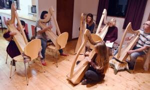 Harp Orchestra