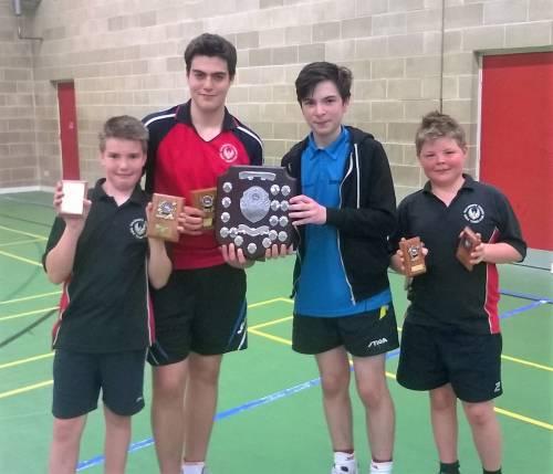 Table tennis winners 2016